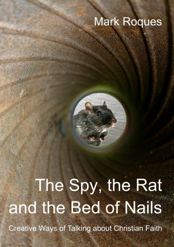 The Spy, the Rat and the Bed of Nails - front cover