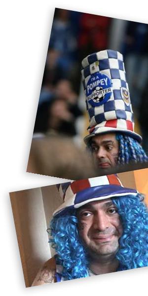 John Anthony Portsmouth Football Club Westwood