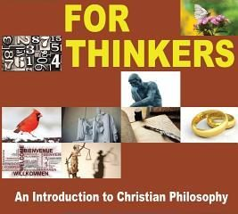 Wisdom for Thinkers - book cover