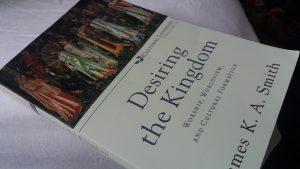 Desiring the Kingdom - book cover