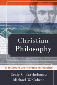 Christian Philosophy - book cover