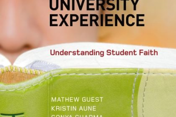 Christianity and the University Experience - book cover
