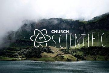 Church Scientific banner
