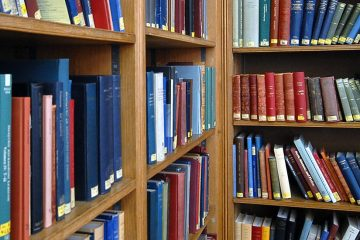 Books in the Bodleian Library