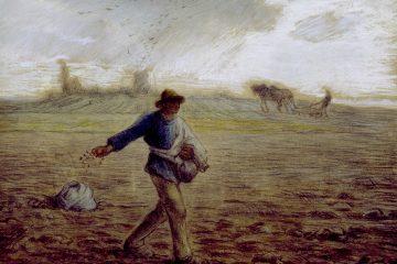 Jean-Francois Millet - The Sower