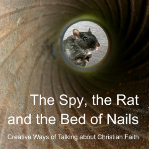 The Spy, the Rat and the Bed of Nails - cover