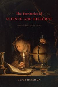 The territories of science and religion - book cover